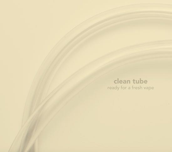 clean whip tube